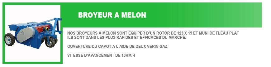 Broyeur A Melon