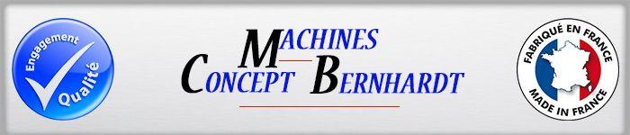 Concept Machines BERNHARDT